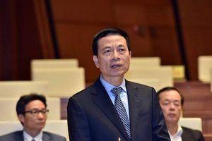 Bộ trưởng Nguyễn Mạnh Hùng: Chung tay làm cho ngành TT&TT phát triển lành mạnh, bền vững