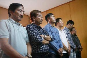 Đang xét xử nghệ sĩ Hồng Tơ đánh bạc