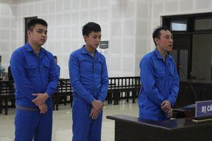 Đòi bảo kê quán của người Hàn Quốc, nhóm côn đồ lãnh án