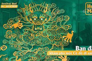 Nhận diện Festival Huế 2020 qua bộ tứ linh vật