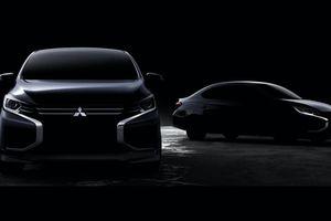 Mitsubishi Mirage và Attrage mới chuẩn bị ra mắt, nhiều thay đổi lớn