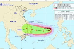 Vì sao bão số 6 có nguy cơ gây thiệt hại rất lớn?