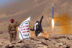 Liên quân Arap không chặn nổi tên lửa đạn đạo Houthi