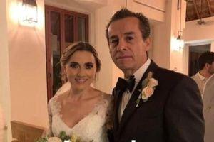 Cựu thị trưởng Mexico tái hôn với con dâu sau khi con trai qua đời