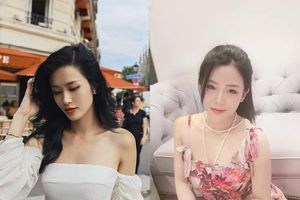 Đọ vẻ gợi cảm của Đông Nhi và cô em chồng xinh như hot girl