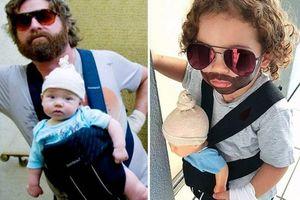 Những màn cosplay 'bá đạo' của cô bé 4 tuổi khiến ai cũng phải 'khóc thét'