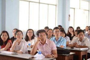 Ninh Thuận: Bồi dưỡng đội ngũ giáo viên THCS/THPT cốt cán