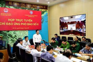 Chủ động ứng phó với bão Nakri đổ bộ vào đất liền từ Quảng Ngãi đến Khánh Hòa
