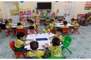 Trường Mầm non Vĩnh Hồng và Trường Tiểu học Nhân Quyền: Tăng cường công tác đảm bảo VSATTP và triển khai có hiệu quả công tác tổ chức bán trú cho học sinh trong trường