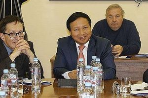Việt Nam ủng hộ phát triển quan hệ hợp tác Nga - ASEAN