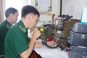 BĐBP Bình Định kêu gọi tàu thuyền tránh trú bão số 6