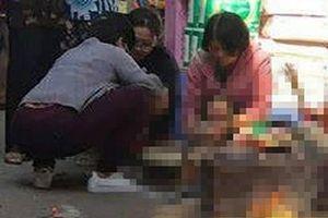 Công an vào cuộc vụ nữ sinh bỏ con vào thùng rác