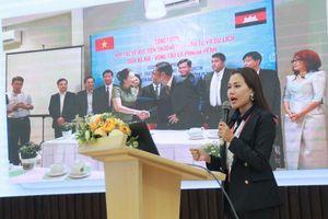 Giới trẻ Việt Nam - Campuchia có vai trò truyền nối mối quan hệ bền chặt