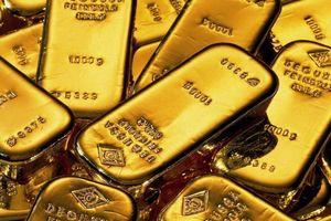 Giá vàng bất ngờ giảm mạnh, rơi xuống mức thấp