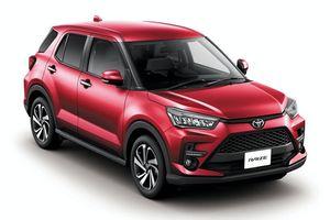Toyota Raize 2020 đối thủ mới của Ford EcoSport