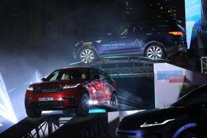 Range Rover Evoque 2020 ra mắt đầy ấn tượng tại Hà Nội