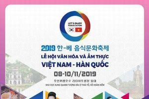 Nghệ sĩ K-pop Hàn – Việt tham dự Lễ hội văn hóa ẩm thực Việt – Hàn lần thứ 11