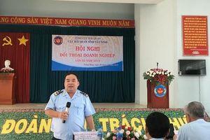 Hải quan Tây Ninh đối thoại, tháo gỡ vướng mắc cho doanh nghiệp