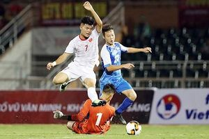U.19 Việt Nam có vượt qua Nhật Bản để thắng Guam hơn 10-0?