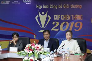 Giải thưởng Cúp Chiến thắng 2019: Tôn vinh thể thao Việt Nam