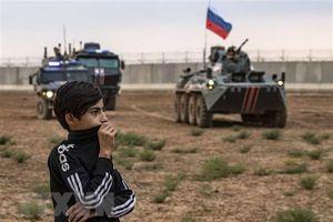 Nga, Thổ Nhĩ Kỳ bắt đầu cuộc tuần tra chung thứ ba tại Syria