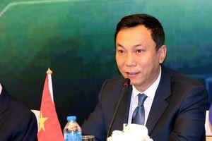 Phó Chủ tịch VFF xác nhận ASEAN chạy đua đăng cai World Cup 2034