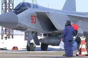 Quân đội Mỹ thừa nhận đang thua Nga về vũ khí siêu thanh