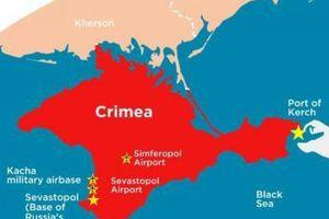 Ukraine bổ nhiệm lãnh đạo an ninh tại Crimea