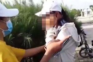 Làm rõ đoạn clip vụ nữ sinh bị đánh hội đồng ở Khánh Hòa