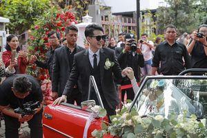 Ngắm dàn xe khủng trong lễ cưới của Ông Cao Thắng - Đông Nhi: Rẻ nhất cũng lên đến vài tỷ!