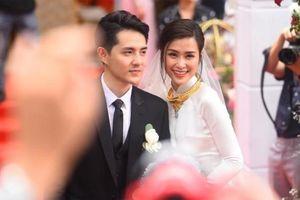 Bí mật chưa được tiết lộ về chiếc áo dài cưới của Đông Nhi