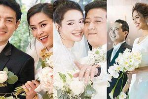 3 đám cưới đẹp như mơ và siêu hoành tráng của showbiz Việt