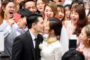 Những điều đặc biệt ở đám cưới Đông Nhi và Ông Cao Thắng