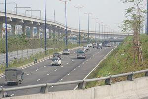 Thông xe nút giao thông 'giải cứu' kẹt xe cửa ngõ phía đông TP. Hồ Chí Minh