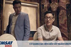 'Sinh tử' tập 5: Chủ tịch huyện Thanh Hồng - Hà Văn Trực đột ngột tử vong