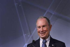 'Trùm' truyền thông Bloomberg 'so găng' Tổng thống Trump?