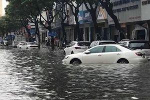 Ảnh hưởng bão số 6, Đà Nẵng mưa lớn từ ngày 9-12/11