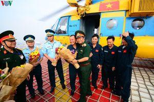 TP HCM thử nghiệm sân bay trực thăng cấp cứu lớn nhất miền Nam