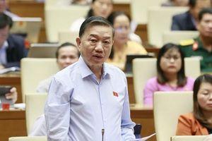 Bộ trưởng Tô Lâm nêu khó khăn trong đấu tranh với 'tội phạm mạng'