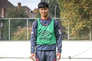 Công Phượng bỏ lỡ cơ hội khó tin khi đối đầu với thủ môn Thái Lan ở Bỉ