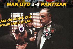Biếm họa 24h: Liverpool 'vô đối', Partizan Belgrade cứu Solskjaer