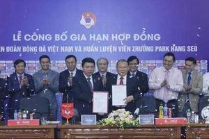 Báo Thái Lan: Tổng giá trị hợp đồng của HLV Park Hang Seo là 3,6 triệu USD