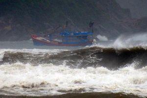 Thủ tướng chỉ đạo ứng phó khẩn cấp bão số 6