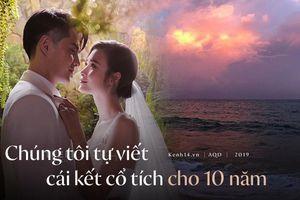 Tại sao Đông Nhi và Ông Cao Thắng lại chọn tổ chức đám cưới vào đúng 17h30 ngày hôm nay? Lý do chính là vì bầu trời này!
