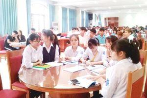 Khóa tập huấn sinh viên nâng cao nghiệp vụ khách sạn nhà hàng
