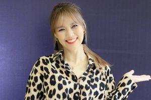 Diva Hàn Quốc tới Việt Nam hát cùng Hà Trần, Hà Hồ
