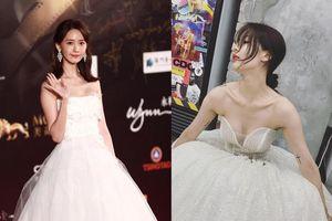 Yoona và dàn mỹ nhân Hàn trông như nữ thần khi mặc váy cưới