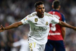 Sao trẻ Rodrygo khởi đầu tốt hơn 2 huyền thoại ở Real Madrid