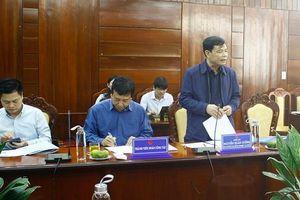 Bộ trưởng Nguyễn Xuân Cường: 'Phải có mọi phương án để đảm bảo tính mạng người dân'