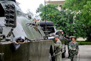 Quân khu V huy động hơn 24.000 người ứng phó bão số 6